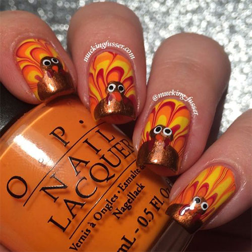 20-Happy-Thanksgiving-Nails-Art-Designs-Ideas-2017-1