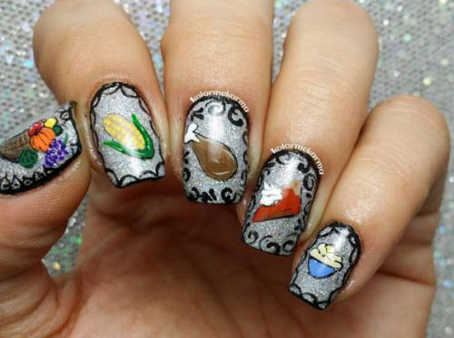 20-Happy-Thanksgiving-Nails-Art-Designs-Ideas-2017-13