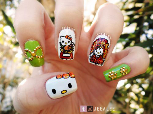 20-Happy-Thanksgiving-Nails-Art-Designs-Ideas-2017-17