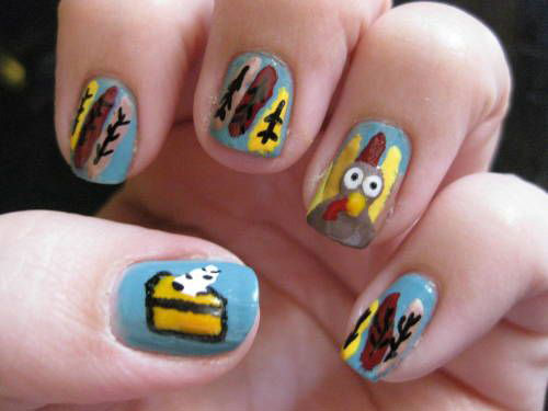 20-Happy-Thanksgiving-Nails-Art-Designs-Ideas-2017-18