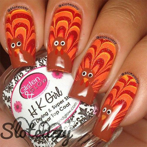 20-Happy-Thanksgiving-Nails-Art-Designs-Ideas-2017-2