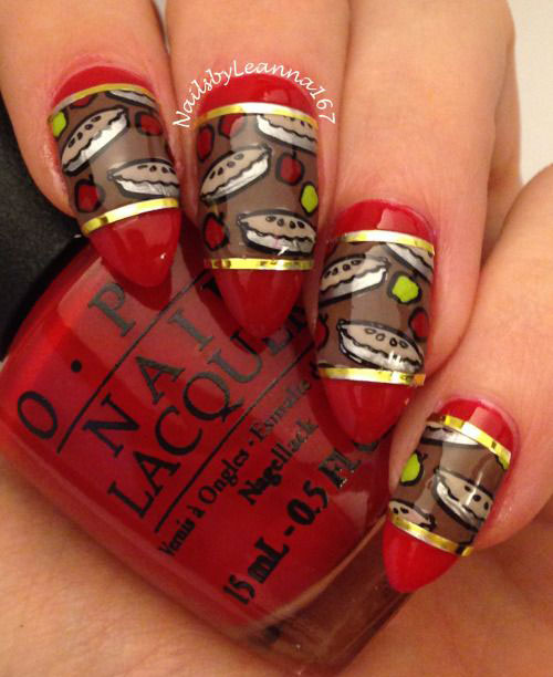 20-Happy-Thanksgiving-Nails-Art-Designs-Ideas-2017-7