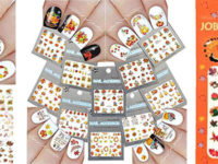 Cute-Cheap-Thanksgiving-Nail-Decals-Stickers-2017-f