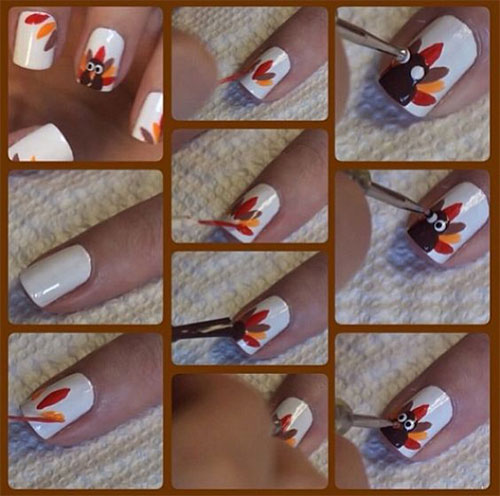 Easy-Simple-Thanksgiving-Nails-Tutorials-For-Beginners-2017-1