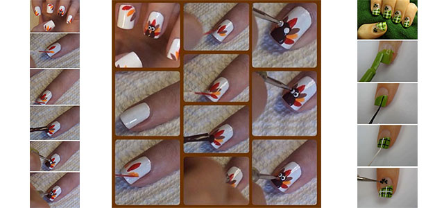 Easy-Simple-Thanksgiving-Nails-Tutorials-For-Beginners-2017-F