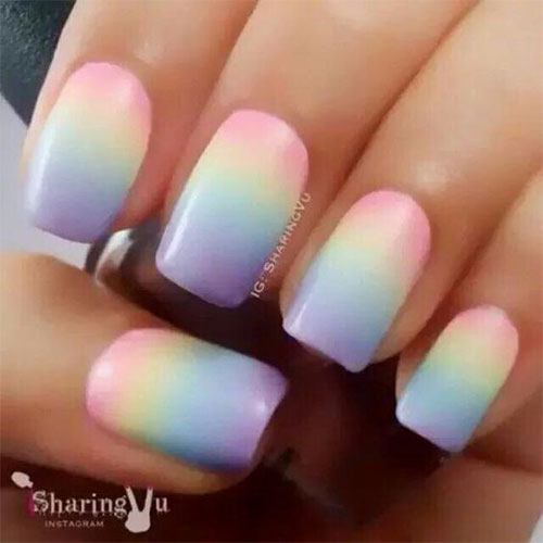 12-Easter-Color-Nail Art-Designs-Ideas-2018-1