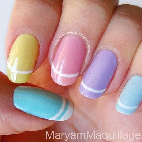 12-Easter-Color-Nail Art-Designs-Ideas-2018-3