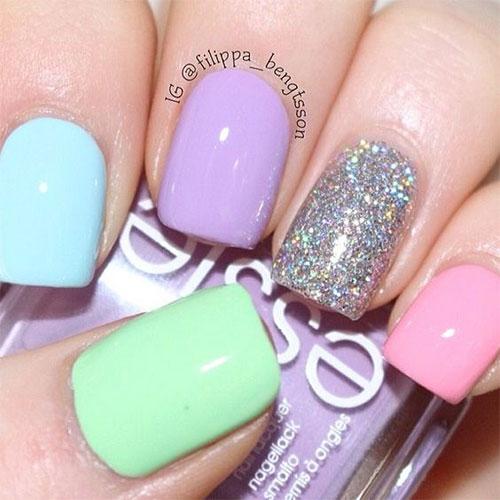 12-Easter-Color-Nail Art-Designs-Ideas-2018-9
