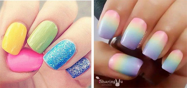 12-Easter-Color-Nail Art-Designs-Ideas-2018-F