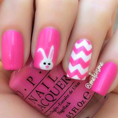 15-Easter-Bunny-Nails-Art-Designs-Ideas-2018-15