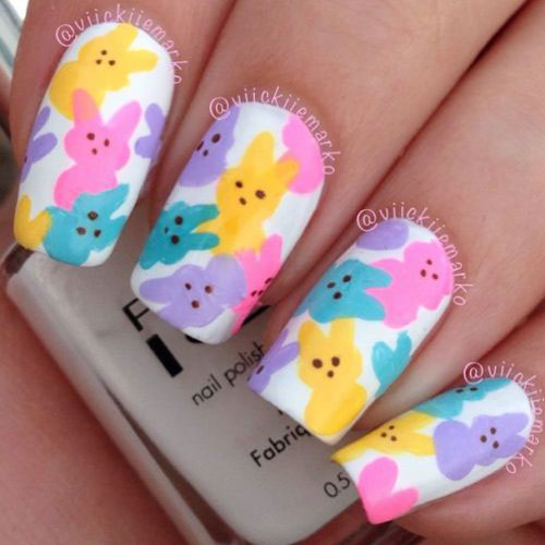 15-Easter-Bunny-Nails-Art-Designs-Ideas-2018-5