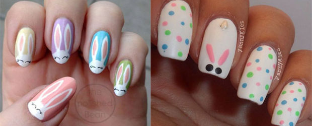 15-Easter-Bunny-Nails-Art-Designs-Ideas-2018-F