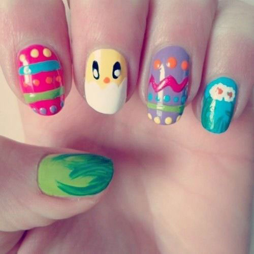 18-Simple-Easy-Easter-Nails-Art-Designs-Ideas-2018-16
