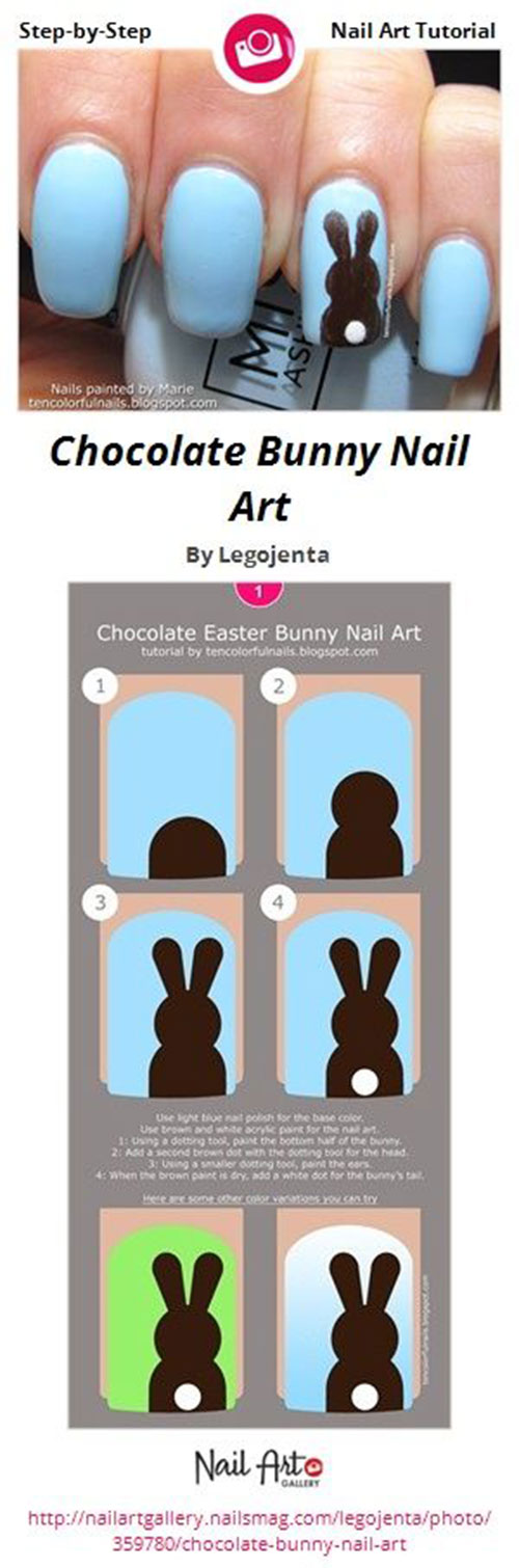 15-Easter-Nail-Art-Tutorials-For-Beginners-Learners-2018-14