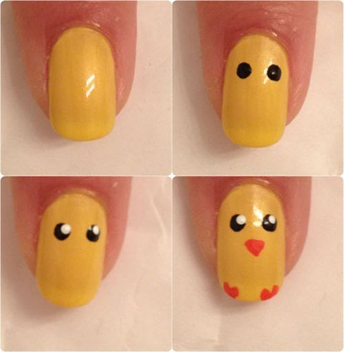 15-Easter-Nail-Art-Tutorials-For-Beginners-Learners-2018-4