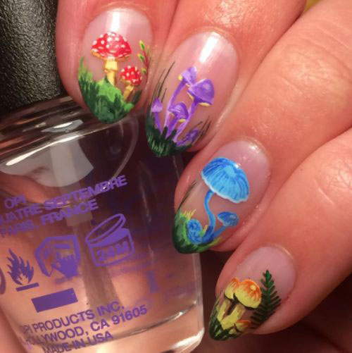 15 Spring Gel Nail Art Designs Amp Ideas 2018 Fabulous Nail Art Designs