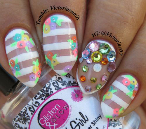 15-Spring-Gel-Nail-Art-Designs-Ideas-2018-4