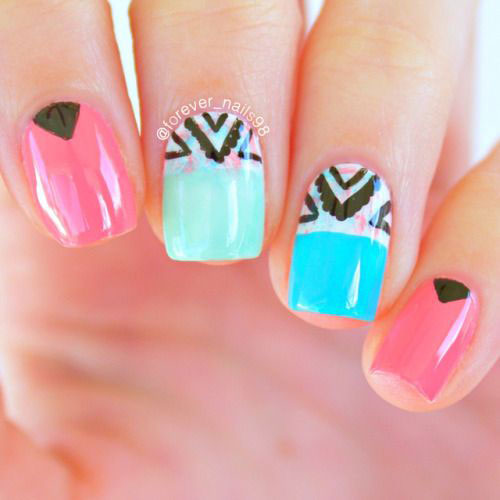 15-Spring-Gel-Nail-Art-Designs-Ideas-2018-9