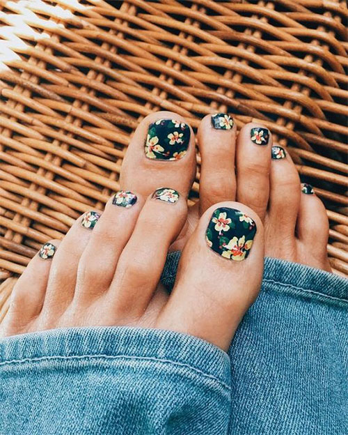 15 Spring Toe Nails Art Designs Amp Ideas 2018fabulous Nail Art Designs Fabulous Nail Art Designs