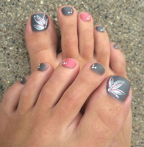 15-Spring-Toe-Nails-Art-Designs-Ideas-2018-3