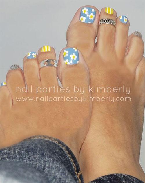 15-Spring-Toe-Nails-Art-Designs-Ideas-2018-6