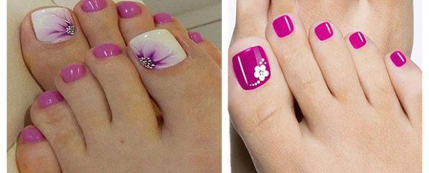 15-Spring-Toe-Nails-Art-Designs-Ideas-2018-F