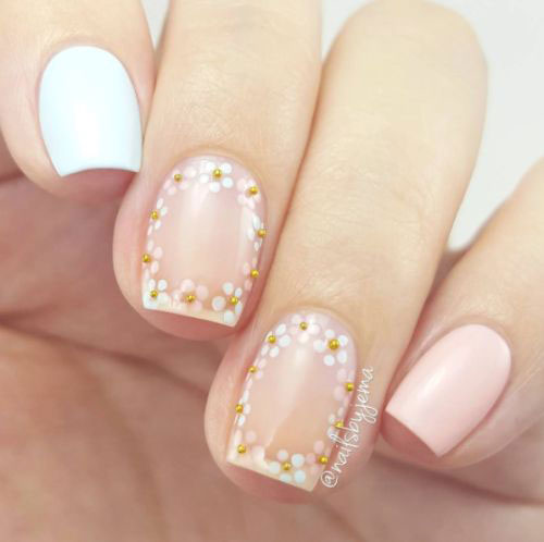 18-Simple-Easy-Spring-Nails-Art-Designs-Ideas-2018-1
