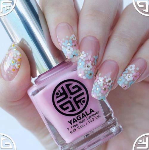 18+ Simple & Easy Spring Nails Art Designs & Ideas 2018
