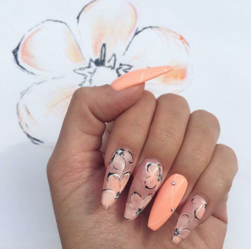 18-Simple-Easy-Spring-Nails-Art-Designs-Ideas-2018-5
