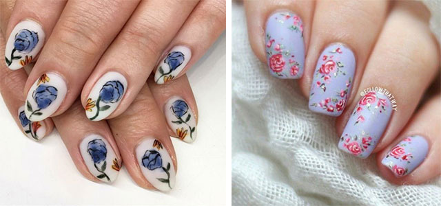 20-Spring-Floral-Nails-Art-Designs-&-Ideas-2018-F