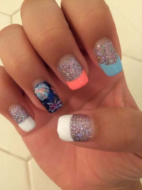10-Amazing-4th-of-July-Fireworks-Nail-Art-Designs-Ideas-2018-11