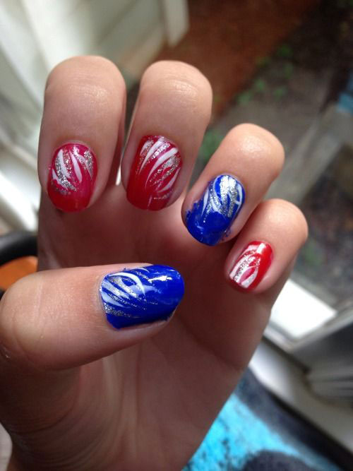 10-Amazing-4th-of-July-Fireworks-Nail-Art-Designs-Ideas-2018-4