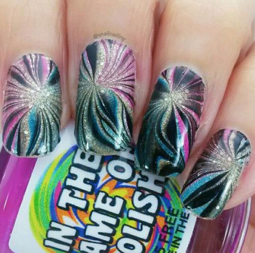 10-Amazing-4th-of-July-Fireworks-Nail-Art-Designs-Ideas-2018-5