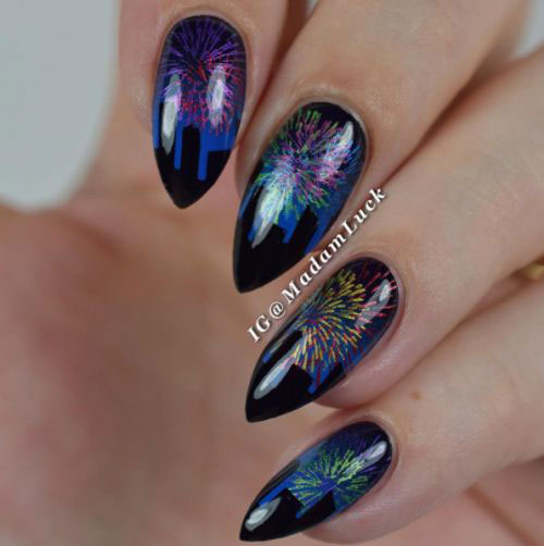 10-Amazing-4th-of-July-Fireworks-Nail-Art-Designs-Ideas-2018-7