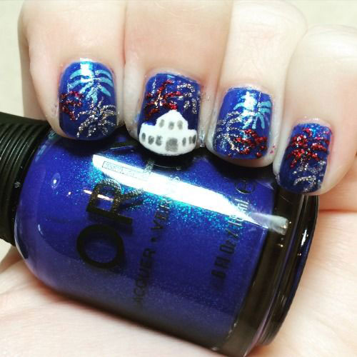 10-Amazing-4th-of-July-Fireworks-Nail-Art-Designs-Ideas-2018-9