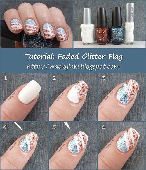 10-Easy-Step-By-Step-4th-of-July-Nails-Tutorials-For-Beginners-2018-7