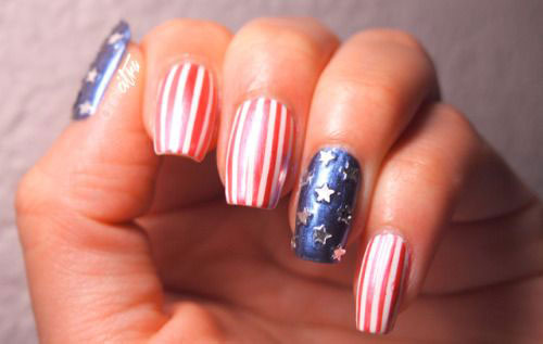 15-American-Flag-Nail-Art-Designs-Ideas-2018-4th-of-July-Nails-8