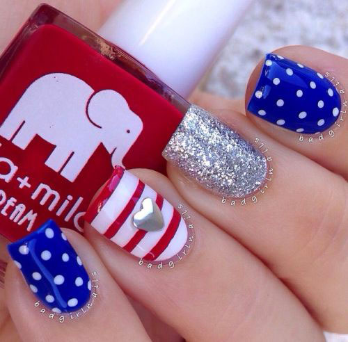 15-Simple-4th-of-July-Nails-Art-Designs-Ideas-2018-15