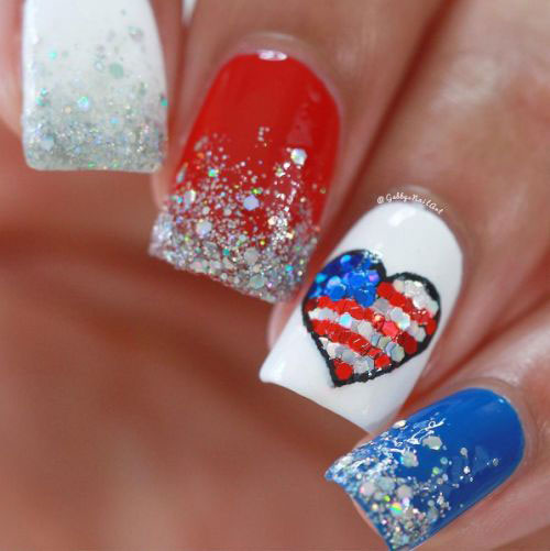 15-Simple-4th-of-July-Nails-Art-Designs-Ideas-2018-5