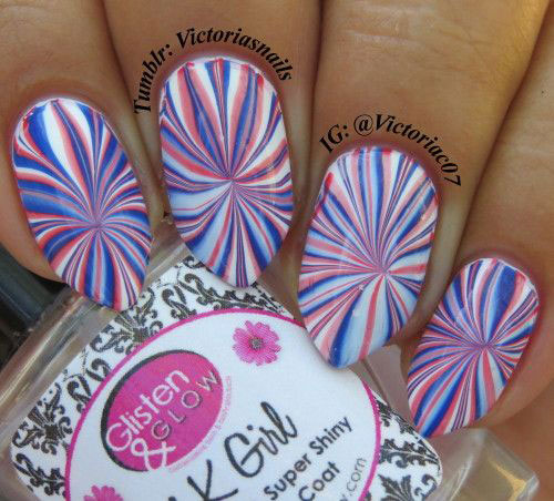 15-Simple-4th-of-July-Nails-Art-Designs-Ideas-2018-9
