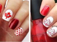 18-Canada-Day-Nails-Art-Designs-Ideas-2018-F