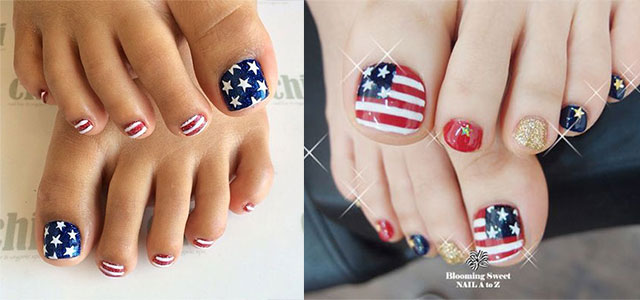 4th-of-July-Toe-Nails-Art-Designs-Ideas-2018-F