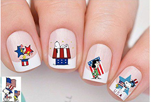 Awesome-4th-of-July-Nails-Art-Stickers-&-Decals-2018-7