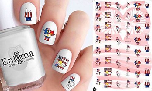 Awesome-4th-of-July-Nails-Art-Stickers-&-Decals-2018-9