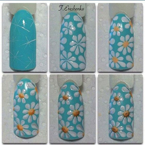 10-Easy-Summer-Nail-Art-Tutorials-For-Beginners-2018-1
