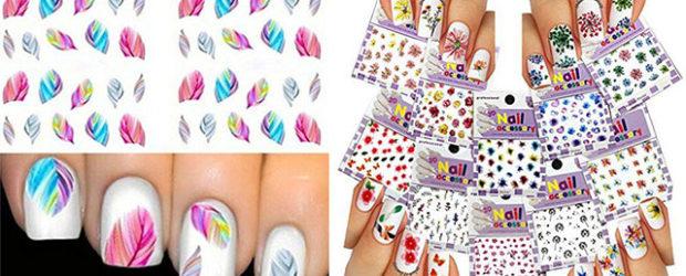 10-Summer-Nails-Art-Decals-Stickers-2018-F