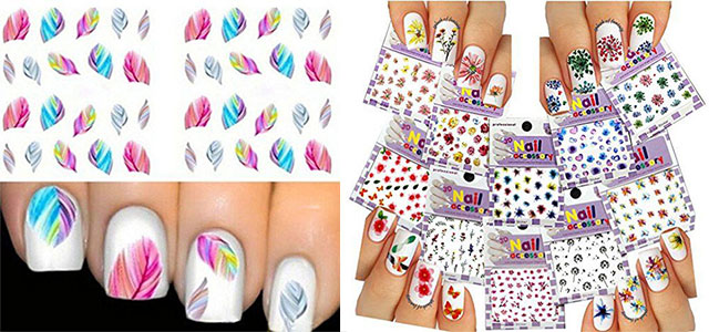 10-Summer-Nails-Art-Decals-Stickers-2018-F