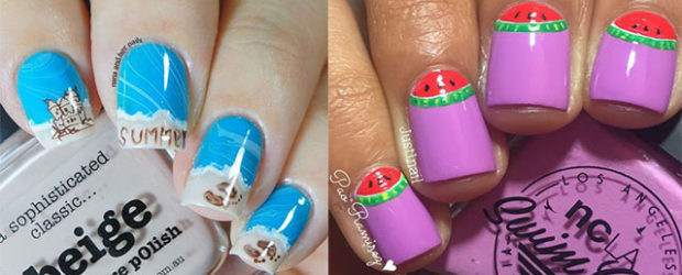 12-Summer-Gel-Nail-Art-Designs-Ideas-2018-F
