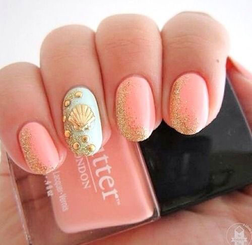 15-Simple-Easy-Summer-Nails-Art-Designs-Ideas-2018-13