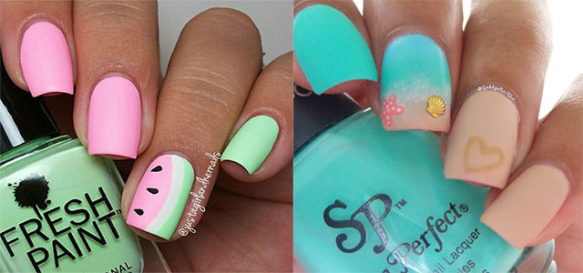 15-Simple-Easy-Summer-Nails-Art-Designs-Ideas-2018-F